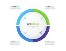 Pie Chart Infographic Template...