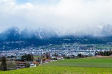 Talkessel Innsbruck Alpen