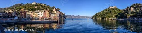 Canvas Prints The village of Portofino