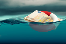 Euro Rescue Concept - Bank Not...