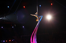 Performance Of Air Acrobats In...
