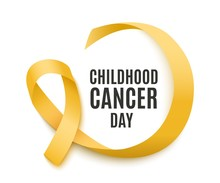 Childhood Cancer Day Banner Wi...