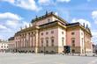 Leinwanddruck Bild - Berlin State Opera (Staatsoper Unter den Linden), Germany