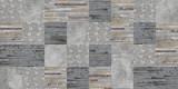 zestaw bez szwu wzorów mozaiki - 276725559