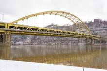 Fort Pitt Bridge; Pittsburgh USA