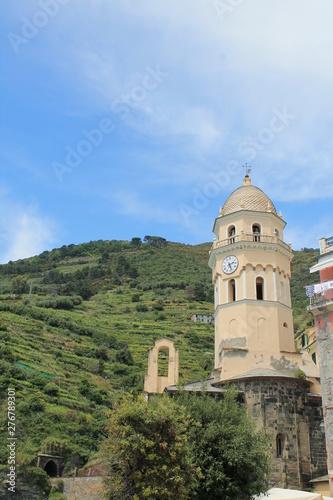 Church in Vernazza Italy