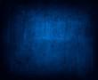 Leinwandbild Motiv Blue textured background