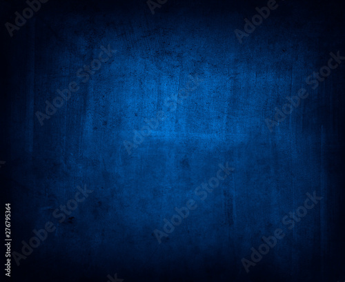 Foto auf Leinwand Bekannte Orte in Asien Blue textured background