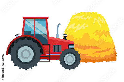 farm, animals and farmer cartoon