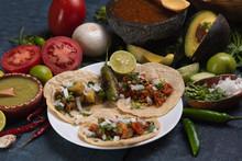 Tacos De Ollita Cultura Mexicana