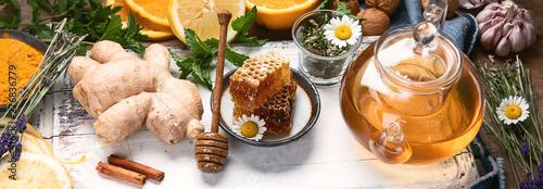 Healthy food immune boosting selection. - 276836779