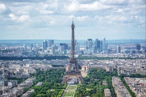 Obraz Sceniczny widok Paryż - fototapety do salonu