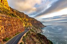 Chapman's Peak Drive In Cape T...