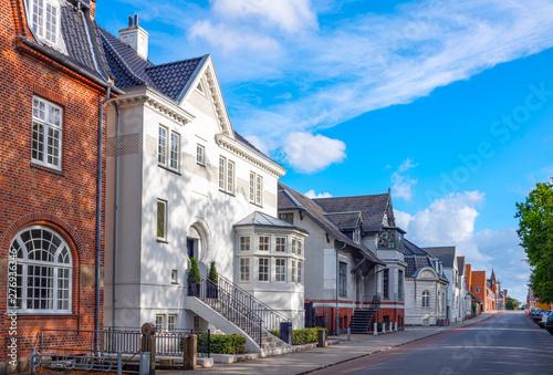 Fotografia Jutland ancient architectures and wild landscapes