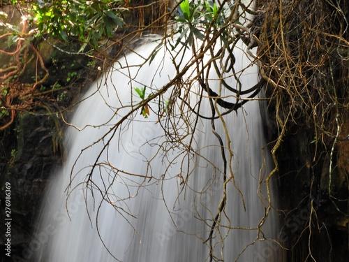 Fotografija  Salgadeira waterfall at Chapada dos Guimarães, Mato Grosso, Brazil