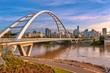 Walterdale Bridge Scenery