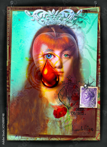 Canvas Prints Imagination Psyche