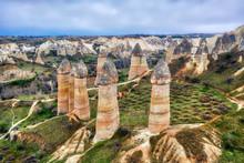 Cappadocia In Turkey, Taken In...