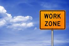 Work Zone - Traffic Sign Information