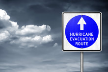 Hurricane Evacuation Route - T...