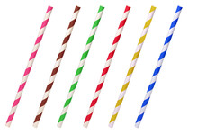 Colorful Helical Or Striped Pa...