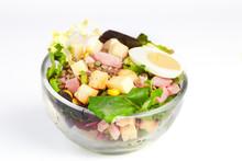 Lyonnaise Salad France