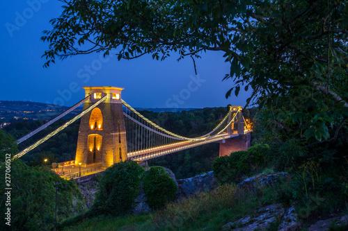 Photo Clifton Suspension Bridge in Bristol