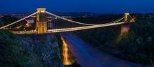 Clifton Suspension Bridge In B...