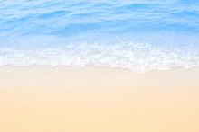 Fantastic Wave Of The Blue Sea...