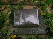 Unknown Soldier's Grave Commonwealth War Cemetery Of World War 2 In Chittagong, Bangladesh