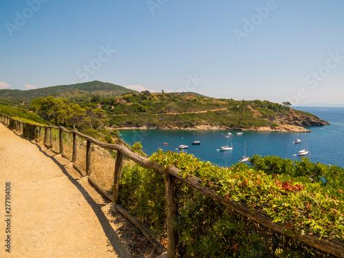 Photo Barbarossa Beach, Elba Island, Tuscany, Italy
