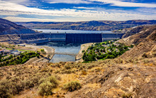 Grand Coulee Dam And Columbia ...