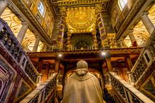 Pope Tomb Basilica Santa Maria...