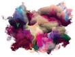 canvas print picture - Colorful Paint.