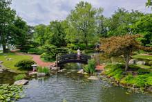 Japanese Garden In Chicago - B...