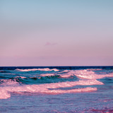 Ocean. Plaża Wyspa Kanaryjska. Koncepcja podróży - 277131500
