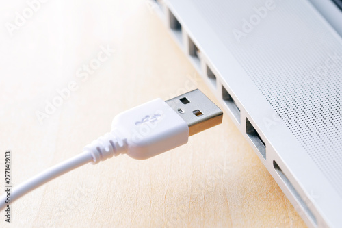 Fotografia, Obraz USB ケーブル