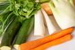 Ayurveda - Dal kochen - frisches Gemüse