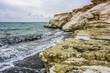 190415 Белые Скалы Кипр Hidden bay Cyprus