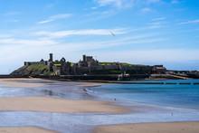 Peel Castle Is On St Patrick's...