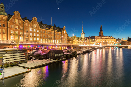 Fényképezés  Copenhagen downtown