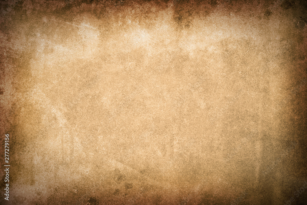Fototapety, obrazy: Old paper vintage texture background