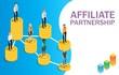 Affiliate partnership concept vector flat isometric illustration