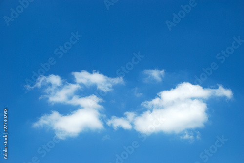 Summer of Thailand The sky will be blue Canvas-taulu
