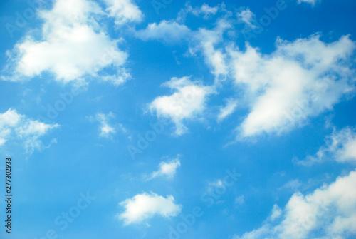 Valokuvatapetti Summer of Thailand The sky will be blue