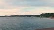 4K UHD @24P of Aguadilla beach after huracanes Maria.
