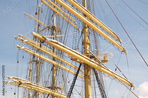 Canvas Prints Ship Navire bateau vieux gréement