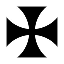 Cross Pattee Symbol