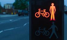 Pedestrian Crossing Traffic Lights