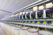Spinning plant production line